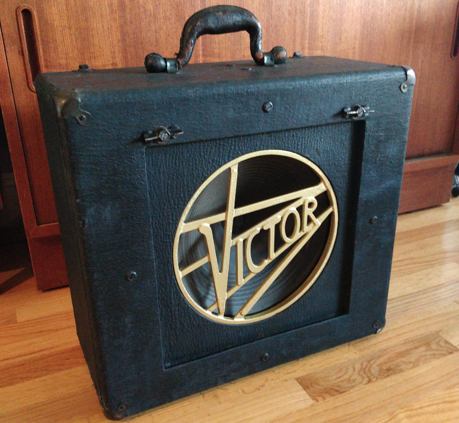 Project: Victor Speaker Cab